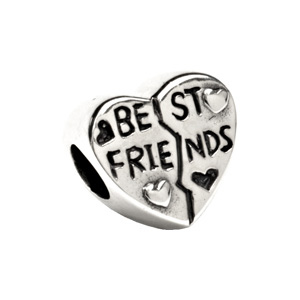 Kera™ Best Friend Heart Bead