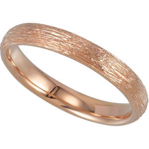 Stackable Fashion Ring (Rose Gold Plated)