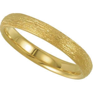 Stackable Fashion Ring (Yellow Gold Plated)