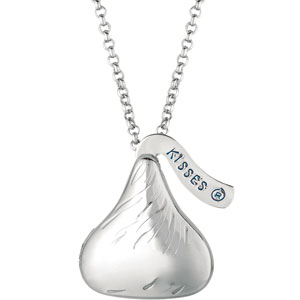 Hershey's KISSES Locket Necklace