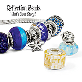 Reflection Beads/Bracelets
