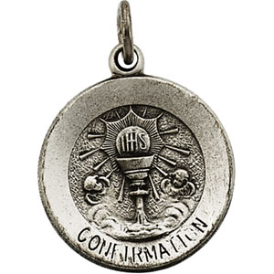 Confirmation Cup Medal