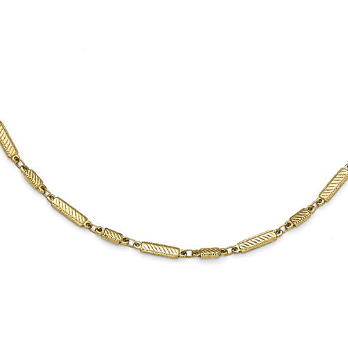 Gold-Tone Downton Abbey 36in Necklace