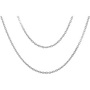 DOUBLE STRAND DIAMOND CUT CHAIN