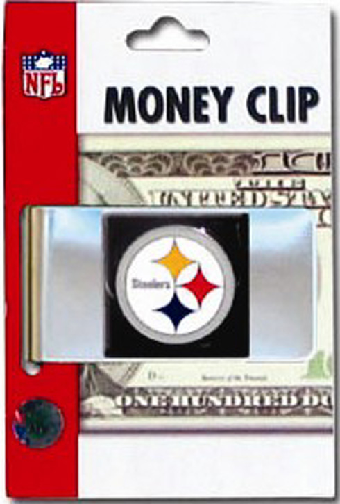 NFL Steelers Money Clip