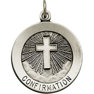 Round Confirmation Medal