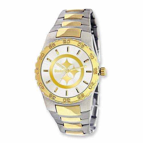Mens NFL Pittsburgh Steelers Executive Watch
